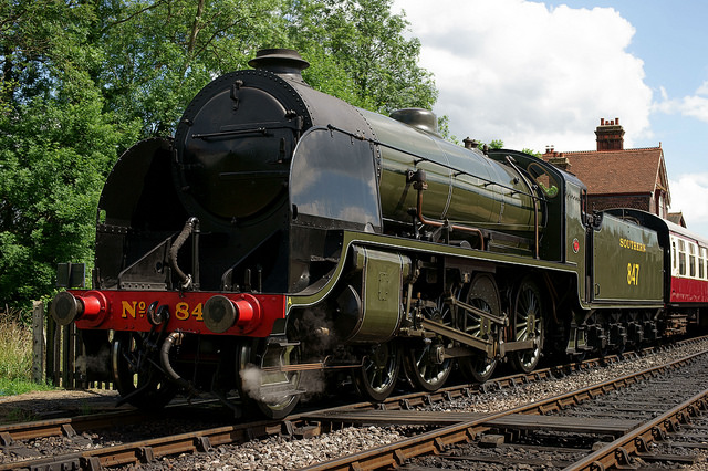 181012Peter Trimming - Bluebell Railway