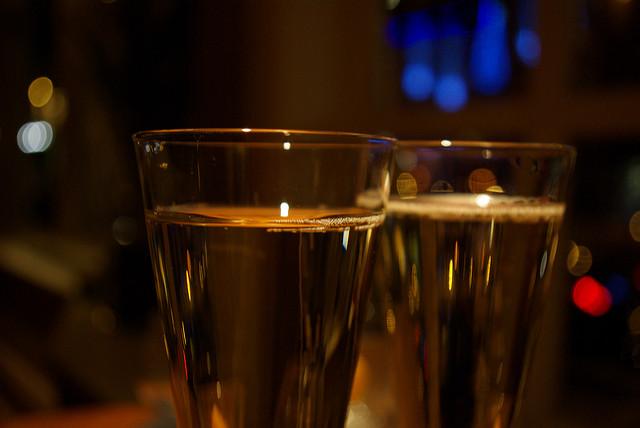 181105Craig Chew-Moulding Champagne Flutes