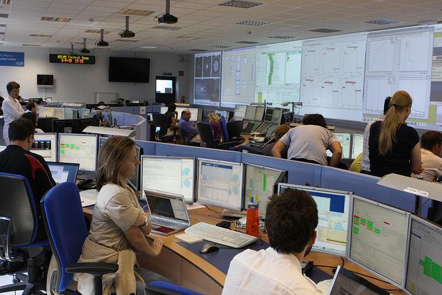 181205Henry Mühlpfordt CERN Atlas Control Room
